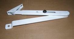 Тяга рычжная к TS 1500, Белый