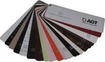 AGT образцы высокоглянцевых плёнок (раскладка)