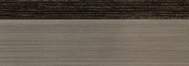 Кромка 3D евролайн 02 глянец 23х1 мм, PMMA, двухцветная ALVIC