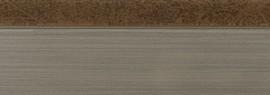 Кромка 3D золото куско глянец 23х1 мм, PMMA, двухцветная ALVIC