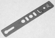 Пластина крепежная для профиля Aluplast, Decco 60