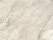 Бортик пристеночный овальный мрамор бильбао, 39*19 мм, L=4000 мм
