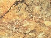 Пристеночный бортик овальный, Иоланта природный камень, 34*29 мм, L=4.2м
