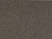 Пристеночный бортик овальный, Лунный металл гранит, 34*29 мм, L=4.2м