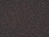 Пристеночный бортик овальный, Звёздная ночь, 34*29 мм, L=4.2м
