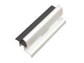 Профиль водоотводный с термовставкой, DR25/24, алюминий, неокрашенный, АЛЮСТАРТ