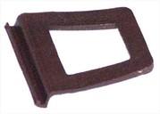 Ручка для москитной сетки ПВХ (коричневый)