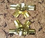Соединение  KPG, золото