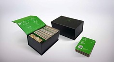 Комплект образцов декоров пластика VEROY