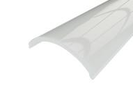 Рассеиватель поликарбонат Р-2, матовый, для профиля УП-1, L-2000