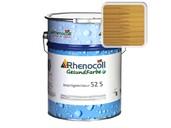 Лак фасадный Rhenocoll Impragnierlasur 52S c защитой от синевы, сосна, шелковисто-глянцевый 1л