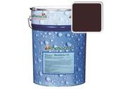 Краска фасадная Rhenocryl Deckfarbe 93C RAL 3007 шелковисто-глянцевая, 1л