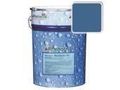 Краска фасадная Rhenocryl Deckfarbe 93C RAL 5007 шелковисто-глянцевая, 1л