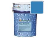 Краска фасадная Rhenocryl Deckfarbe 93C RAL 5012 шелковисто-глянцевая, 1л