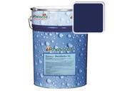 Краска фасадная Rhenocryl Deckfarbe 93C RAL 5013 шелковисто-глянцевая, 1л