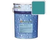 Краска фасадная Rhenocryl Deckfarbe 93C RAL 5018 шелковисто-глянцевая, 1л