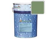 Краска фасадная Rhenocryl Deckfarbe 93C RAL 6011 шелковисто-глянцевая, 1л