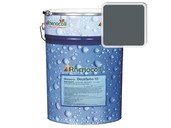 Краска фасадная Rhenocryl Deckfarbe 93C RAL 7011 шелковисто-глянцевая, 1л