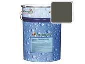 Краска фасадная Rhenocryl Deckfarbe 93C RAL 7013 шелковисто-глянцевая, 1л