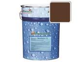 Краска фасадная Rhenocryl Deckfarbe 93C RAL 8011 шелковисто-глянцевая, 1л