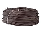 Шнур натяжной Bauset МC d= 6 мм, чёрный ребристый (100м)