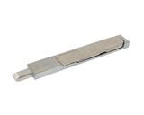 Шпингалет Elementis 120 мм для фурнитурного паза