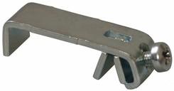 Стяжка угловая для наличников, сталь, оцинкованный