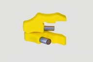 УП-41, Упор переходник для кондуктора втулки 7 мм для плиты 22 мм (компл. 2шт)