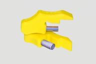 УП-42, Упор переходник для кондуктора втулки 7 мм для плиты 25 мм (компл. 2шт)