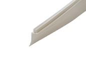 Уплотнитель для деревянных евроокон DEVENTER на штульповую створку, ширина паза 3 мм, ТЭП, белый RAL 9016
