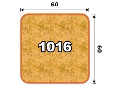 AGT профиль МДФ 1016 (новый дуб (376), 60x60x2800 мм) Изображение 2