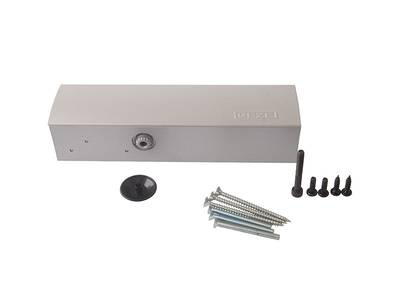 Доводчик Geze TS 2000 VBC EN2/4/5, б/тяги, серебро Изображение