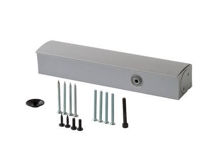 [ПОД ЗАКАЗ] Доводчик дверной Geze TS 4000 (EN-Size 1/2/3/4/5/6, с задержкой и демпфированием, без тяги, серебристый) Изображение 2