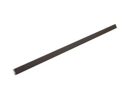 Соединитель 90° цоколя ПВХ, венге шоколад 66 см FIRMAX Изображение 4