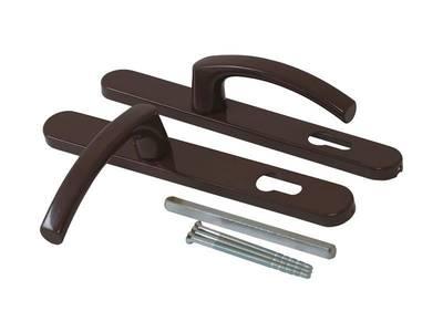 Гарнитур нажимной FKS подпружиненный, коричневый 30A/1005/8019/TS72 Изображение