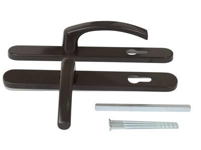 Гарнитур нажимной FKS подпружиненный, коричневый 30A/1005/8019/TS72 Изображение 2