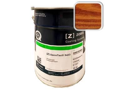Атмосфероустойчивое масло Deco-tec 5433 BioWeatherProtectX, Коньяк, 1л Изображение