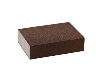 Блок шлифовальный зерно 100/60 98x69x26мм Изображение