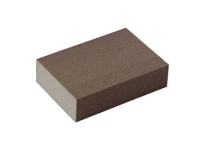 Блок шлифовальный зерно 100/60 98x69x26мм Изображение 2