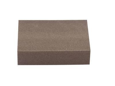Блок шлифовальный зерно P120 98x69x26мм ZF(мягкий) Изображение 2