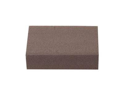 Блок шлифовальный зерно P180 98x69x26мм ZF(мягкий) Изображение 3