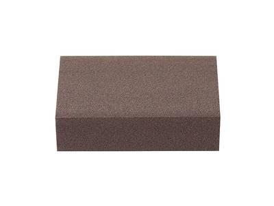 Блок шлифовальный зерно P180 98x69x26мм ZF(мягкий) Изображение 4