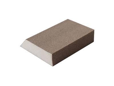 Блок шлифовальный Flexifoam Angle Block 98x86x26мм Р100 Изображение 4