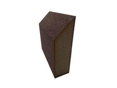 Блок шлифовальный Flexifoam Angle Block PF 98x86x26мм Р60 Изображение 3