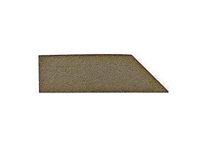 Блок шлифовальный Flexifoam Angle Block PF 98x86x26мм Р60 Изображение 4