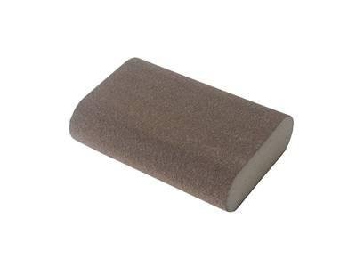 Блок шлифовальный Flexifoam Round Block  98x69x26мм Р100 Изображение 2