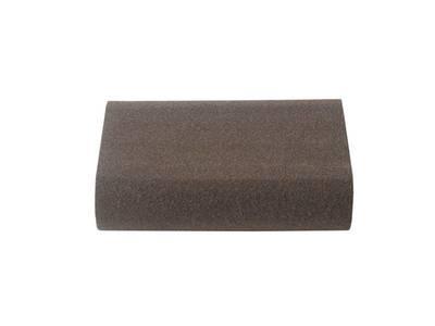 Блок шлифовальный Flexifoam Round Block  98x69x26мм Р100 Изображение 3