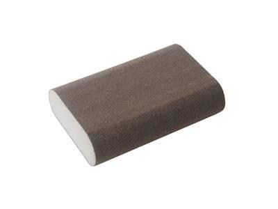 Блок шлифовальный Flexifoam Round Block  98x69x26мм Р100 Изображение 4