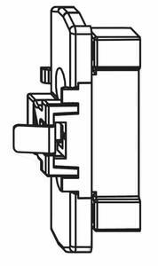 Блокировщик откидываний 9 мм ОК (D4), Roto Изображение 5