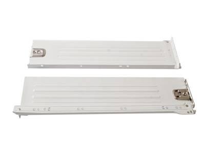 Боковины Firmax на роликовых направляющих, H=118 мм, L=400мм, белый (4 части) Изображение 4